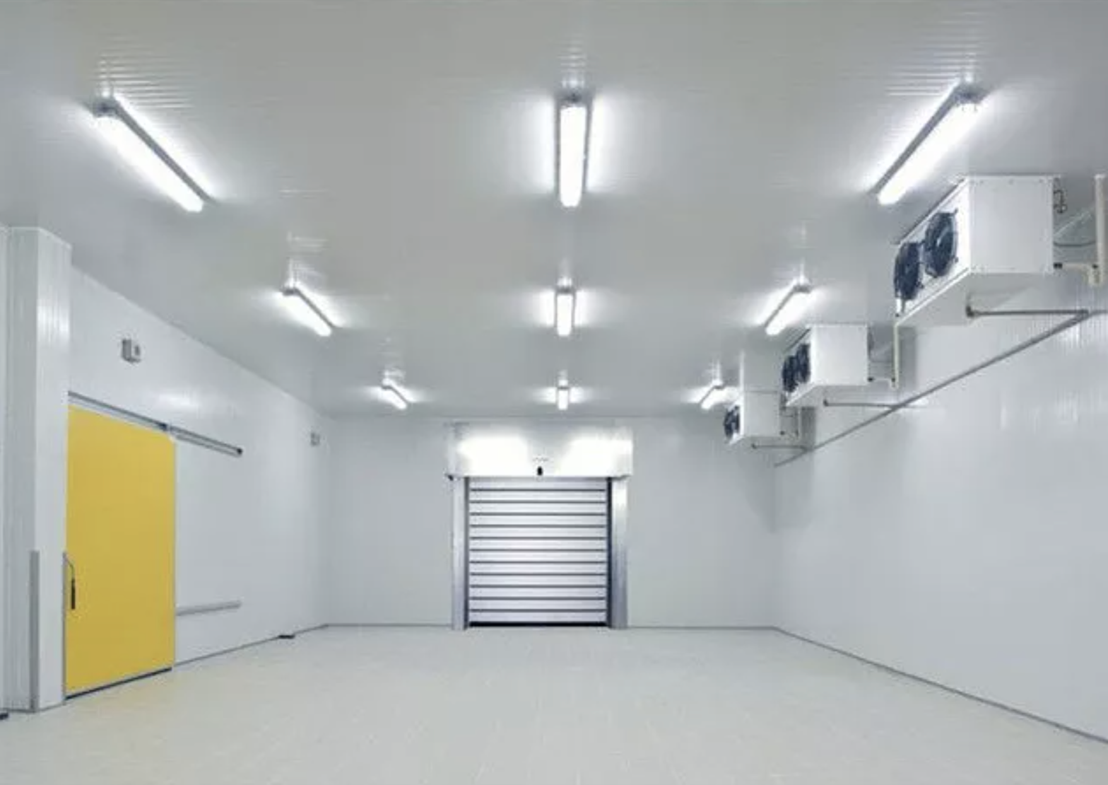 Industrial cold room